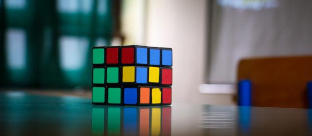Pillar 3: Working the Bible Rubik's Cube