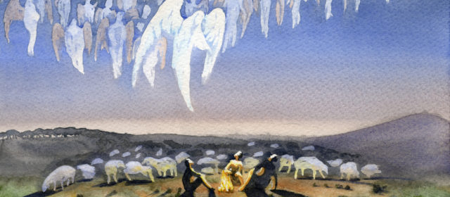 Getting Ahead of Fake News – with Angels & Shepherds